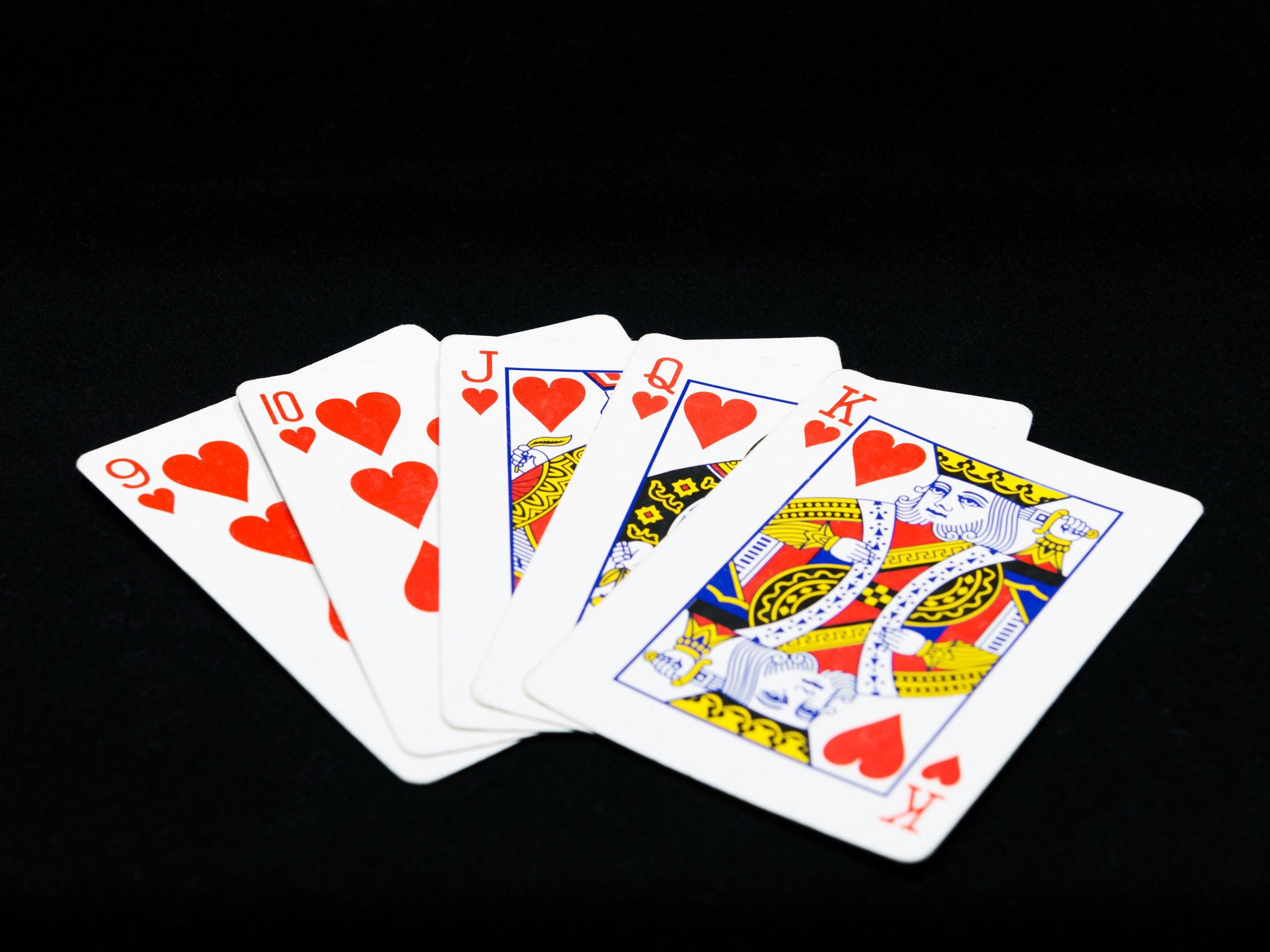 Langkah dari game poker Android yang dijamin menguntungkan