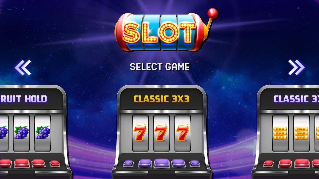 Permainan Mesin Slot IDN SPIN
