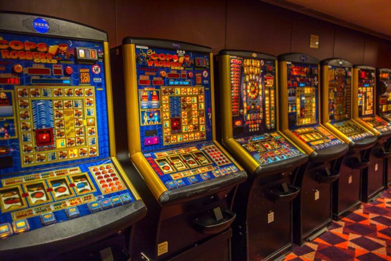 Slot Game uang pertama, slot online utama menyenangkan cara